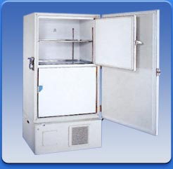 ultra low temperature cabinets